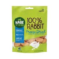 Hare of the Dog Freeze Dried Rabbit Treat 2.25oz