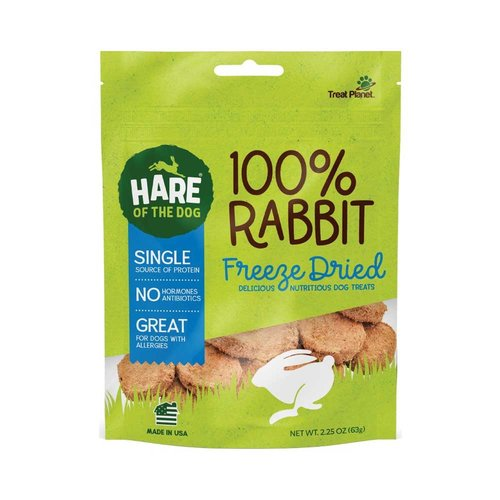 Other Hare of the Dog Freeze Dried Rabbit Treat 2.25oz