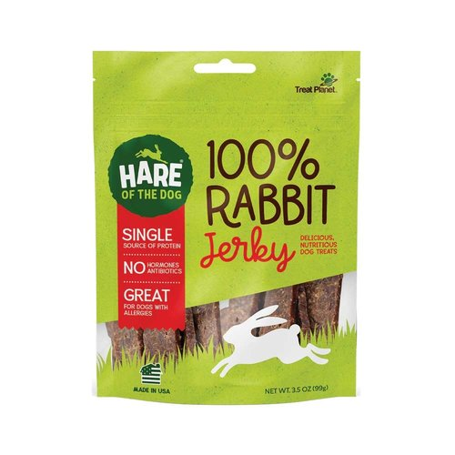 Other Hare of the Dog Rabbit Jerky Treat 3.5oz