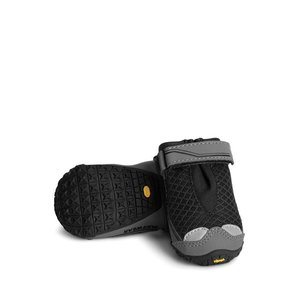Ruffwear Grip Trex Boots Obsidian Black Pair