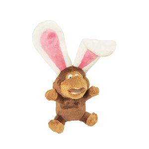 GoDog Silent Squeak Flips Monkey/Rabbit Small