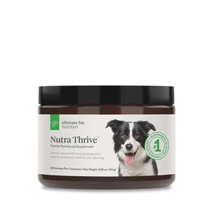Other Ultimate Pet Nutrition Nutra Thrive for Dogs