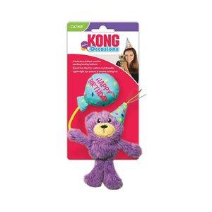 Kong Cat Birthday Teddy Toy
