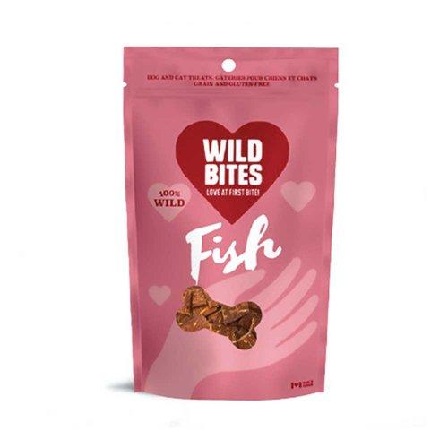 Wild Bites Salmon and Pumpkin 75g