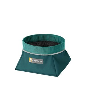 Ruffwear NEW Quencher Tumalo Teal Bowl