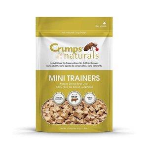 Crumps Mini Trainers Freeze Dried Beef