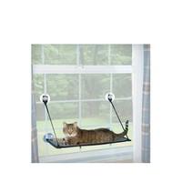 Kitty Sill EZ Mount Window Platform Tan 12x23in
