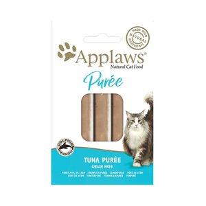 Applaws Tuna Puree Cat Treat 8x7g