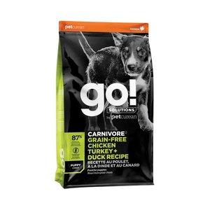 GO! Dog Carnivore Chicken Turkey Duck Puppy