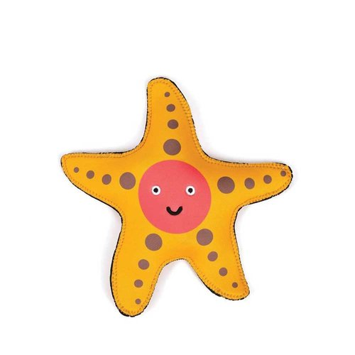 Jax & Bones Neoprene Stella The Starfish Toy