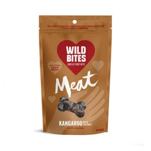 Wild Bites Kangaroo With Coconut 75g