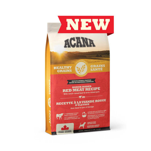 Acana Dog Healthy Grains Red Meat