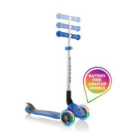 Globber Primo Foldable Lights Scooter