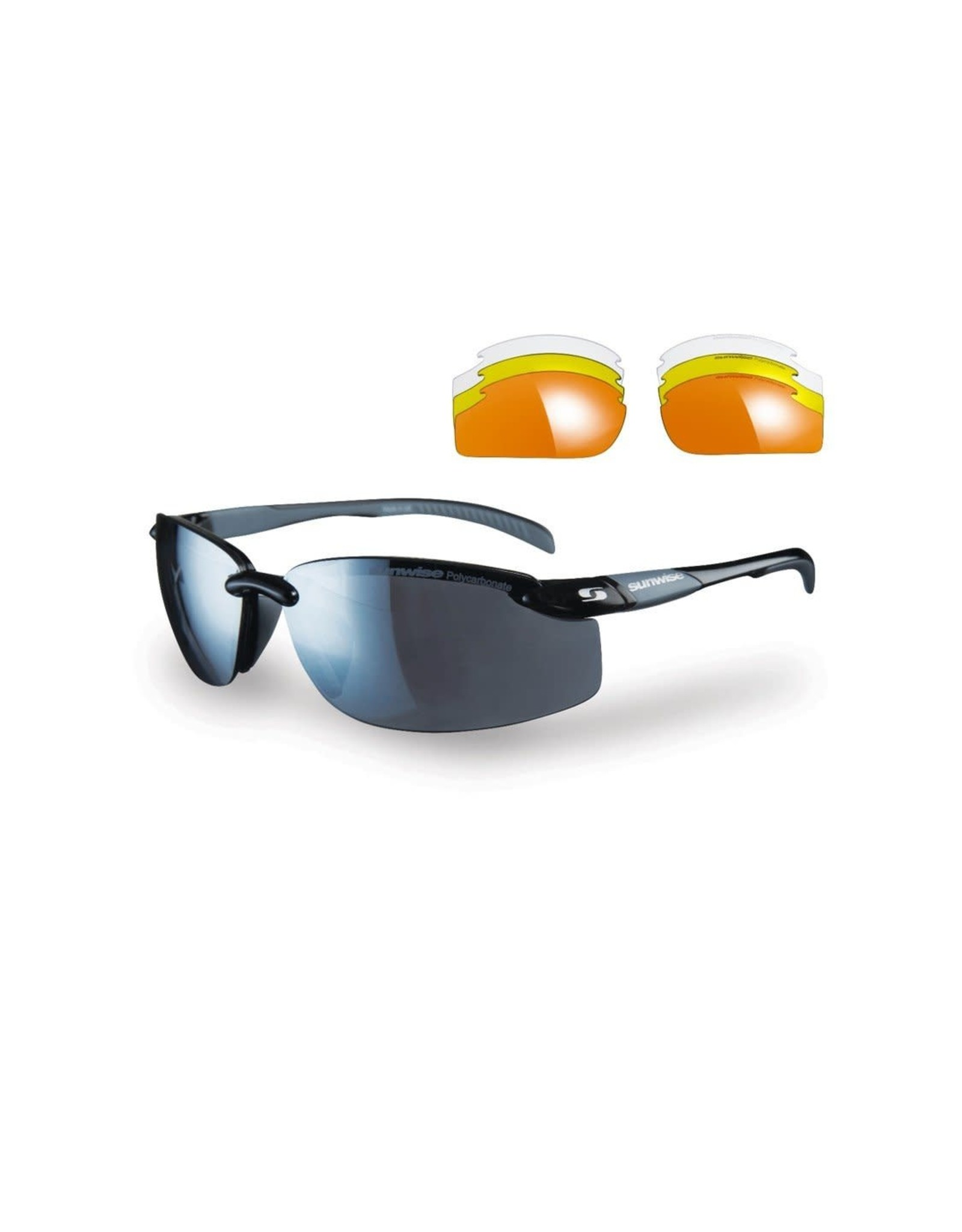 Sunwise Pacific Sunglasses Black