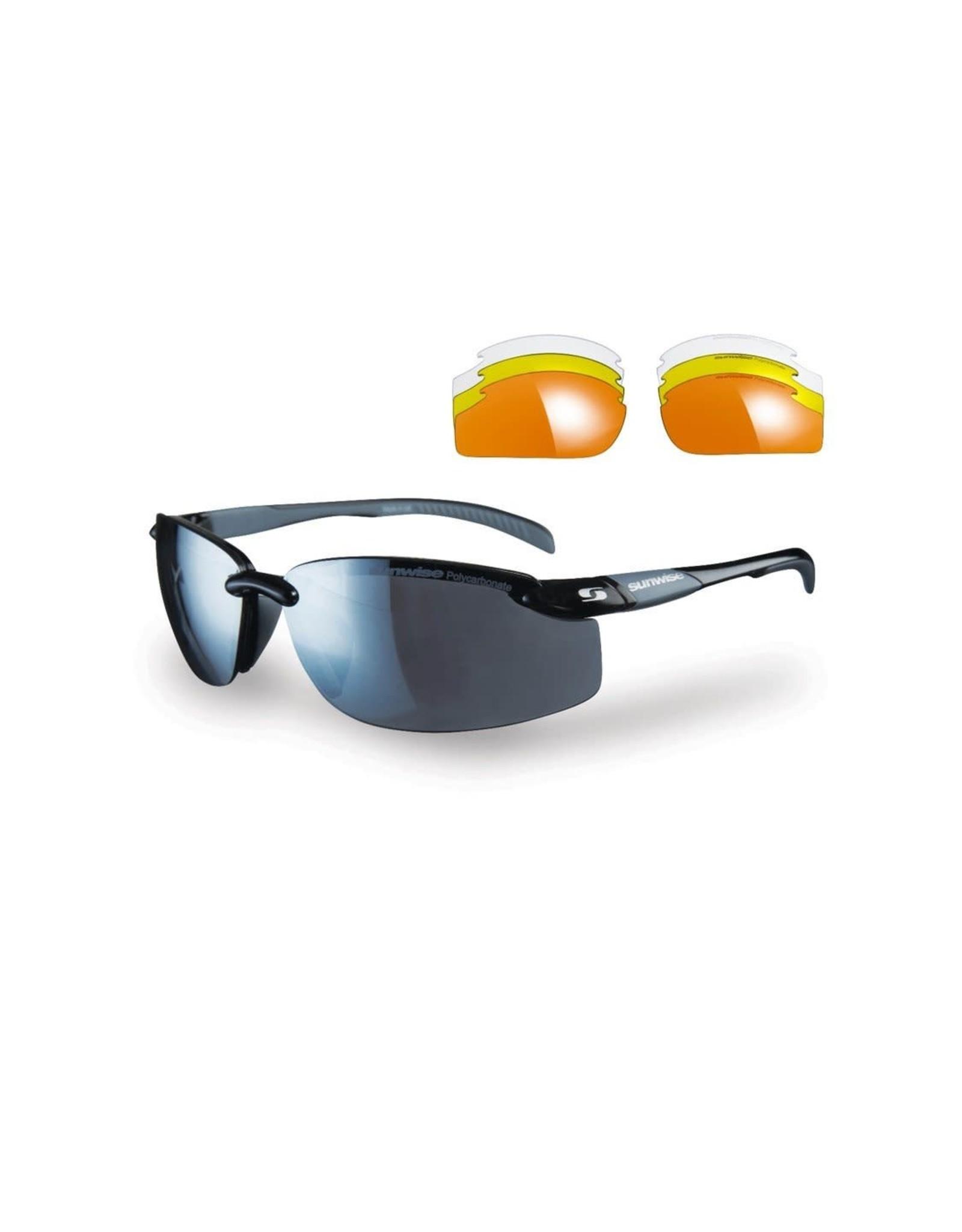Sunwise Pacific Sunglasses Black