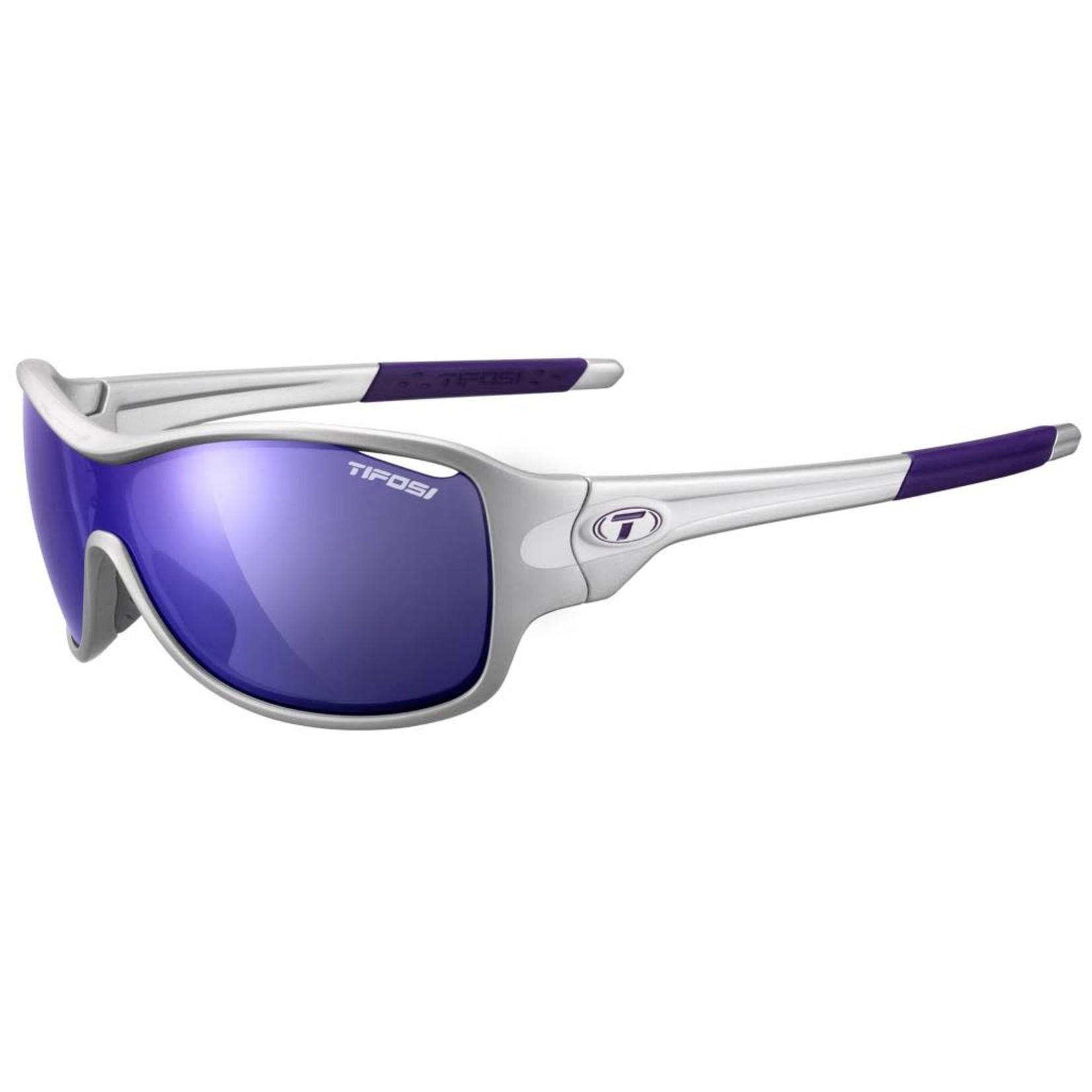 Tifosi Rumor Sunglasses Silver/Purple