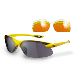 Sunwise Windrush Sunglasses Yellow