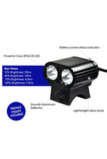 Azur Dual Mini USB 800L Front Light