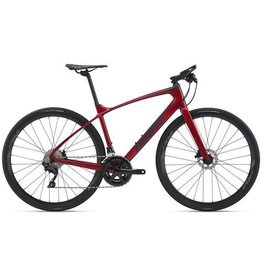 GIANT Giant FastRoad Advanced 1 2020 Metallic Red