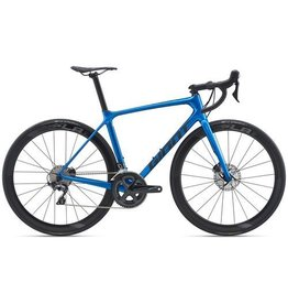GIANT Giant TCR Advanced Pro 2 Disc 2020 Metallic Blue