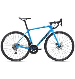 GIANT Giant TCR Advanced 1 Disc-Pro Compact 2020 Metallic Blue
