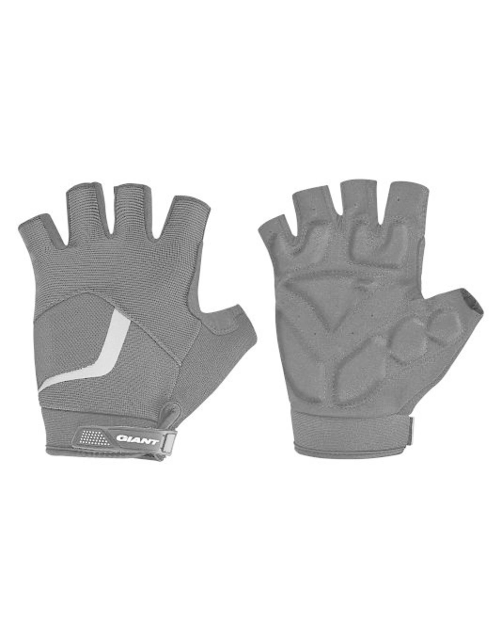 GIANT Giant Rival Short Finger Glove Black