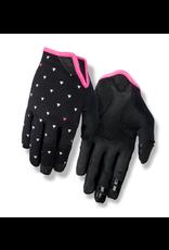 Giro LA DND Long Finger Glove Black/Pink L