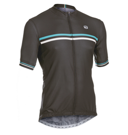 SOLO Solo Duo Mens Cycling Jersey Grey