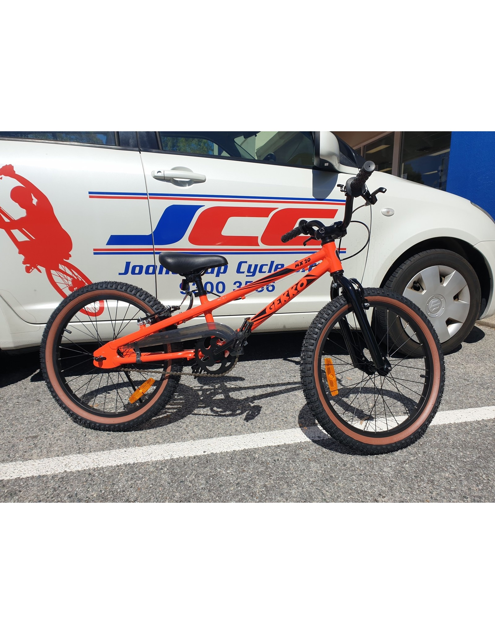 GEKKO Gekko MX20 Freewheel 2020 Orange 20""