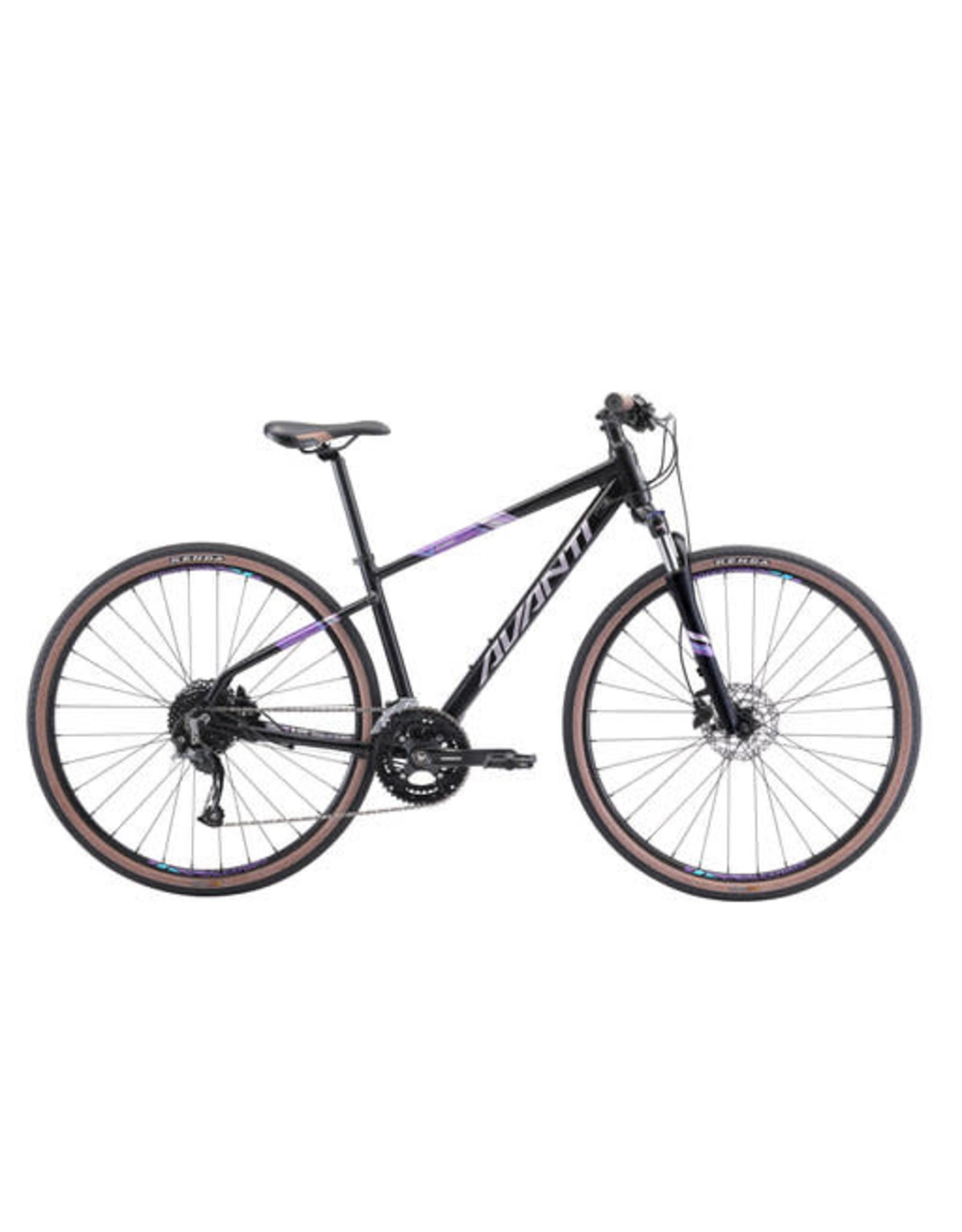 AVANTI AVANTI X-Plorer 2W 2020 Black/Purple