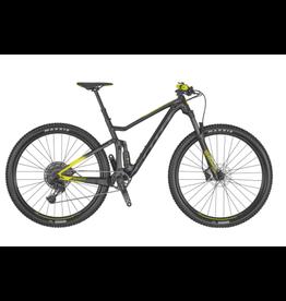 SCOTT SCOTT Spark 970 2020 Black/Yellow