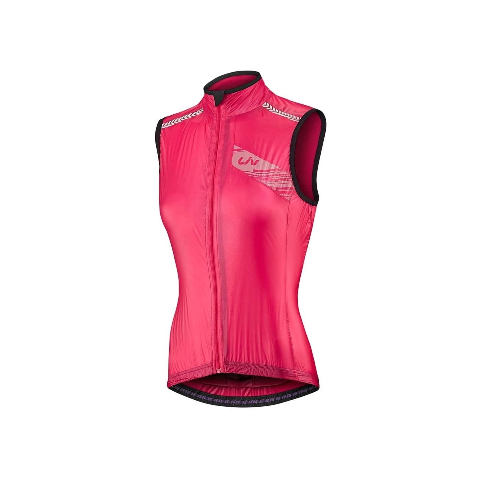 LIV Liv Cefira Wind Vest Pink