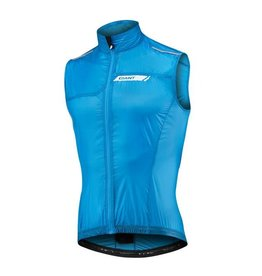 GIANT Giant Super Light Wind Vest Cyan