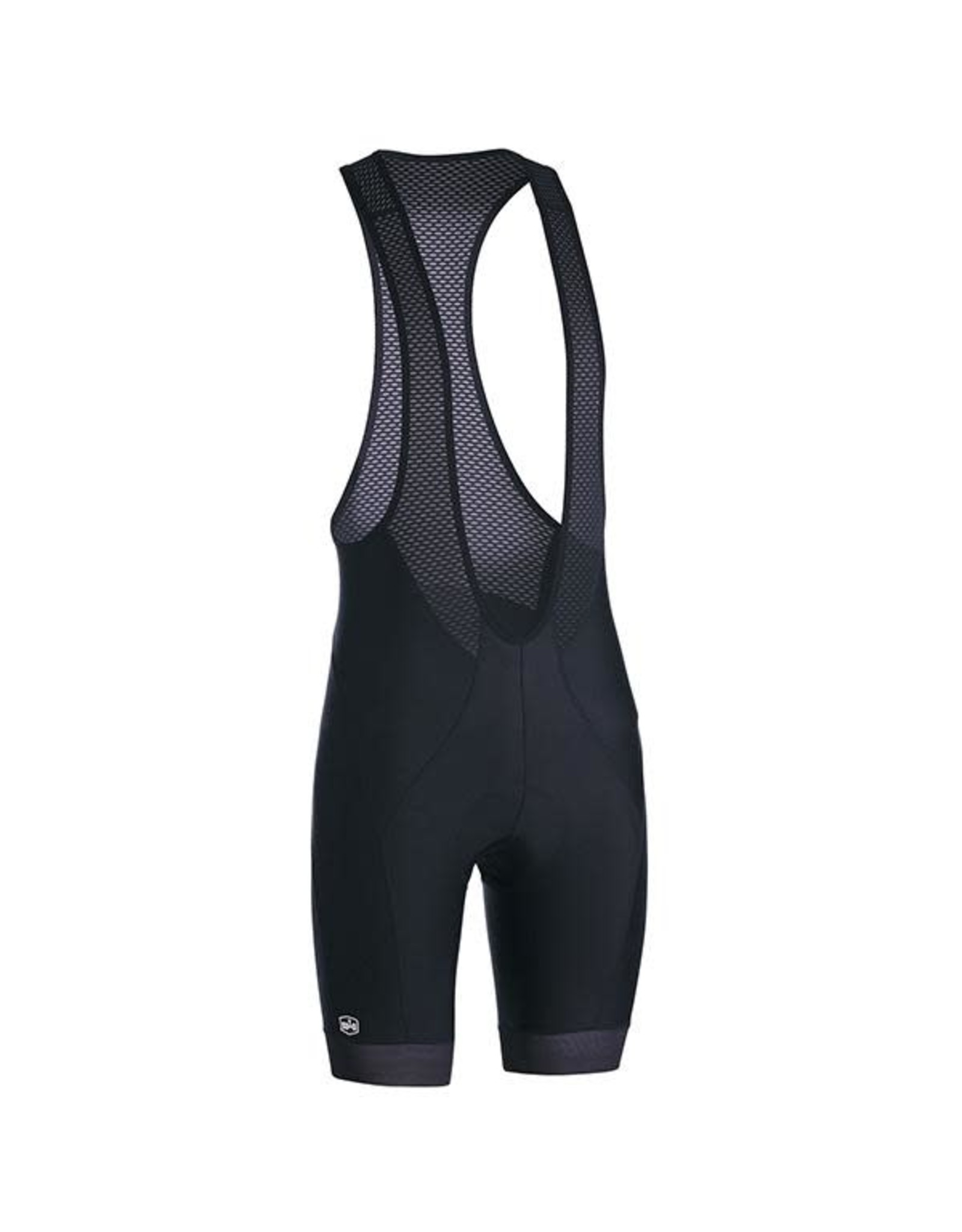 SOLO Solo Comp Bib Shorts Knicks Black