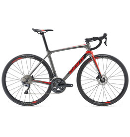 GIANT Giant TCR Adv 1 Disc 2019 Charcoal M