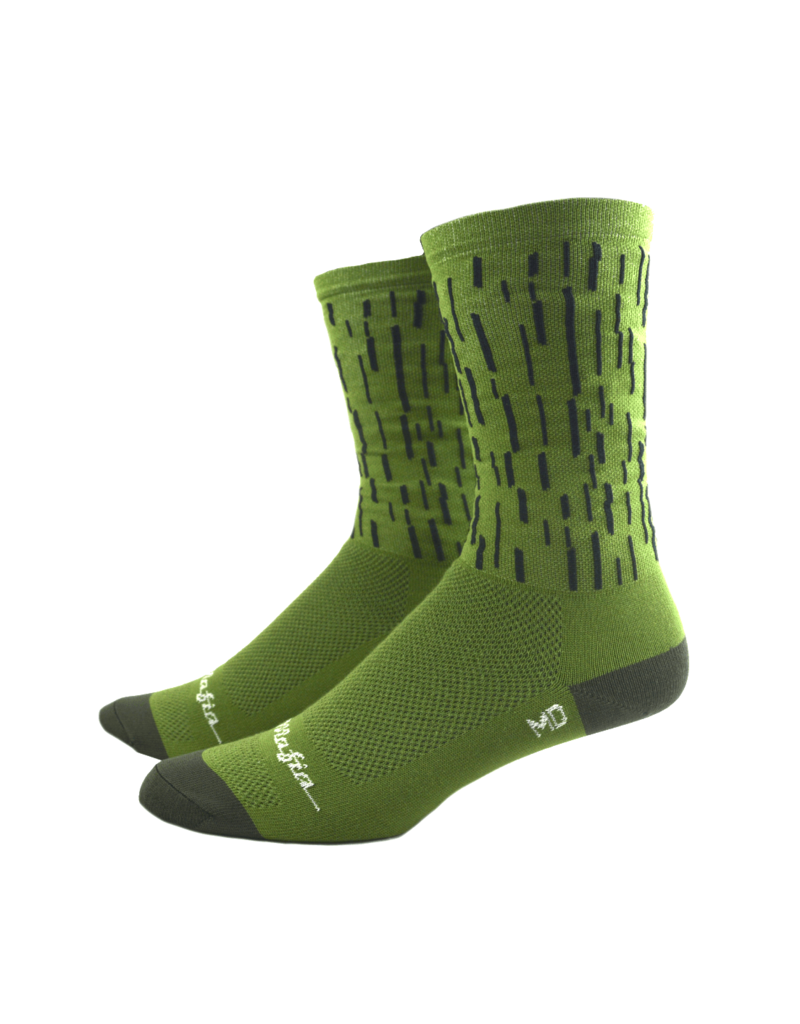 Pedal Mafia Artist Series Cycling Socks