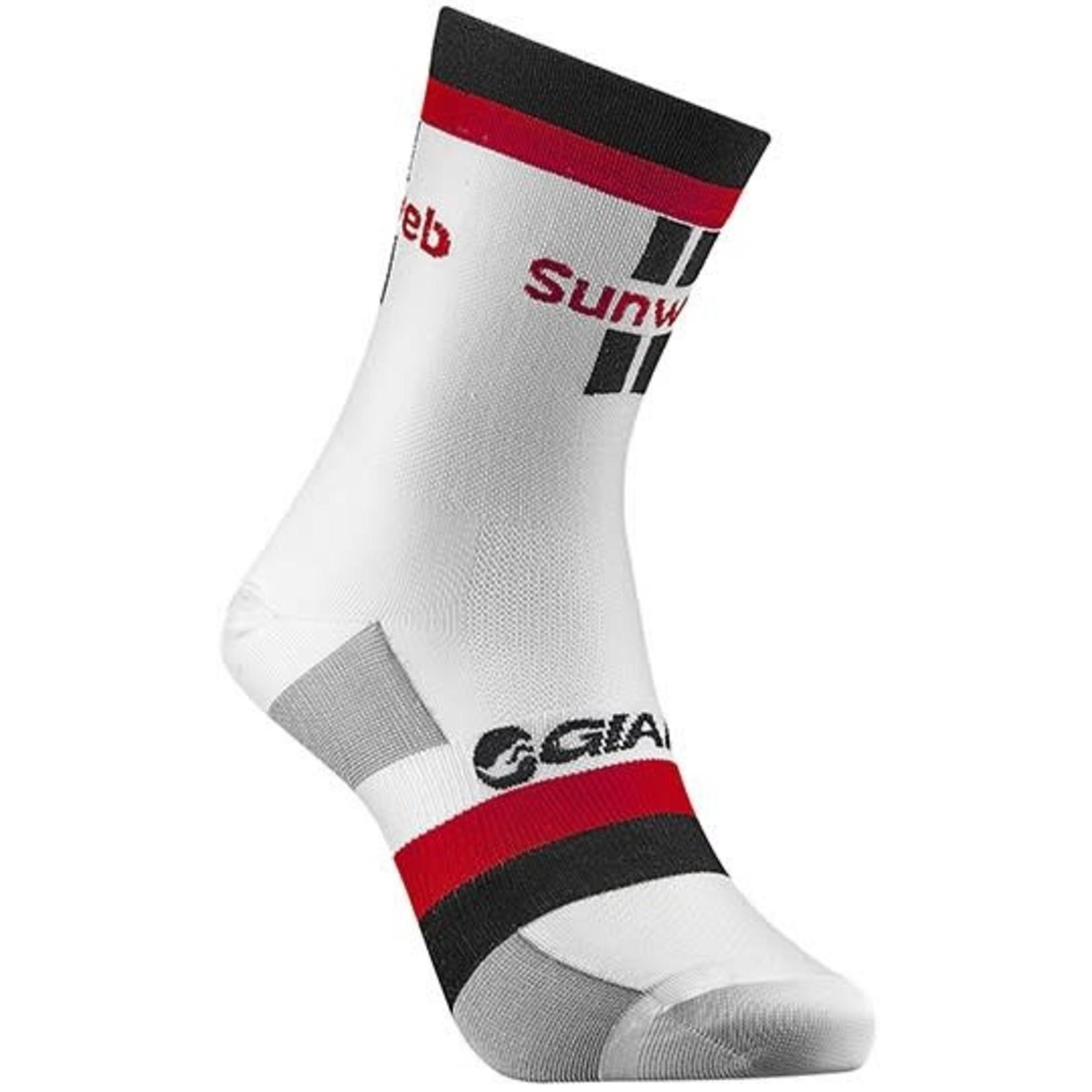GIANT Giant Sunweb Cycling Sock White M