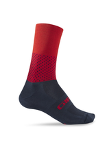 Giro Highrise Cycling Sock Blue/Red