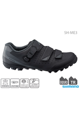 Shimano ME301 Mens MTB Shoe Black