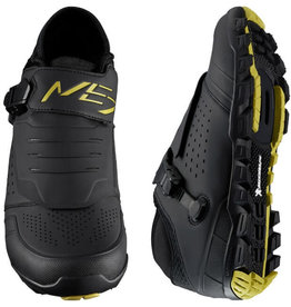 Shimano ME701 Mens MTB Shoe Black/Yellow 44