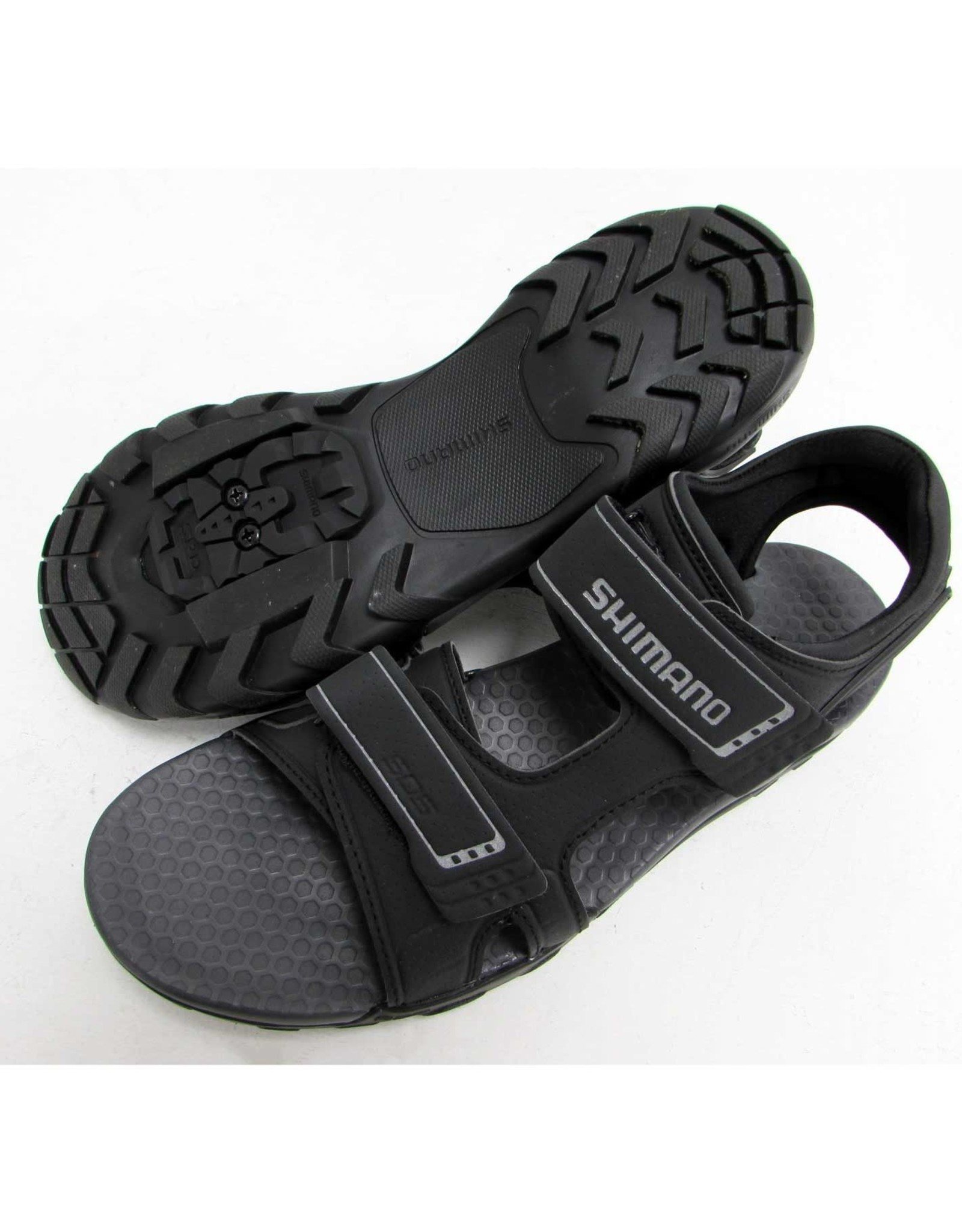 Shimano SD500 Mens MTB Sandal Black 44