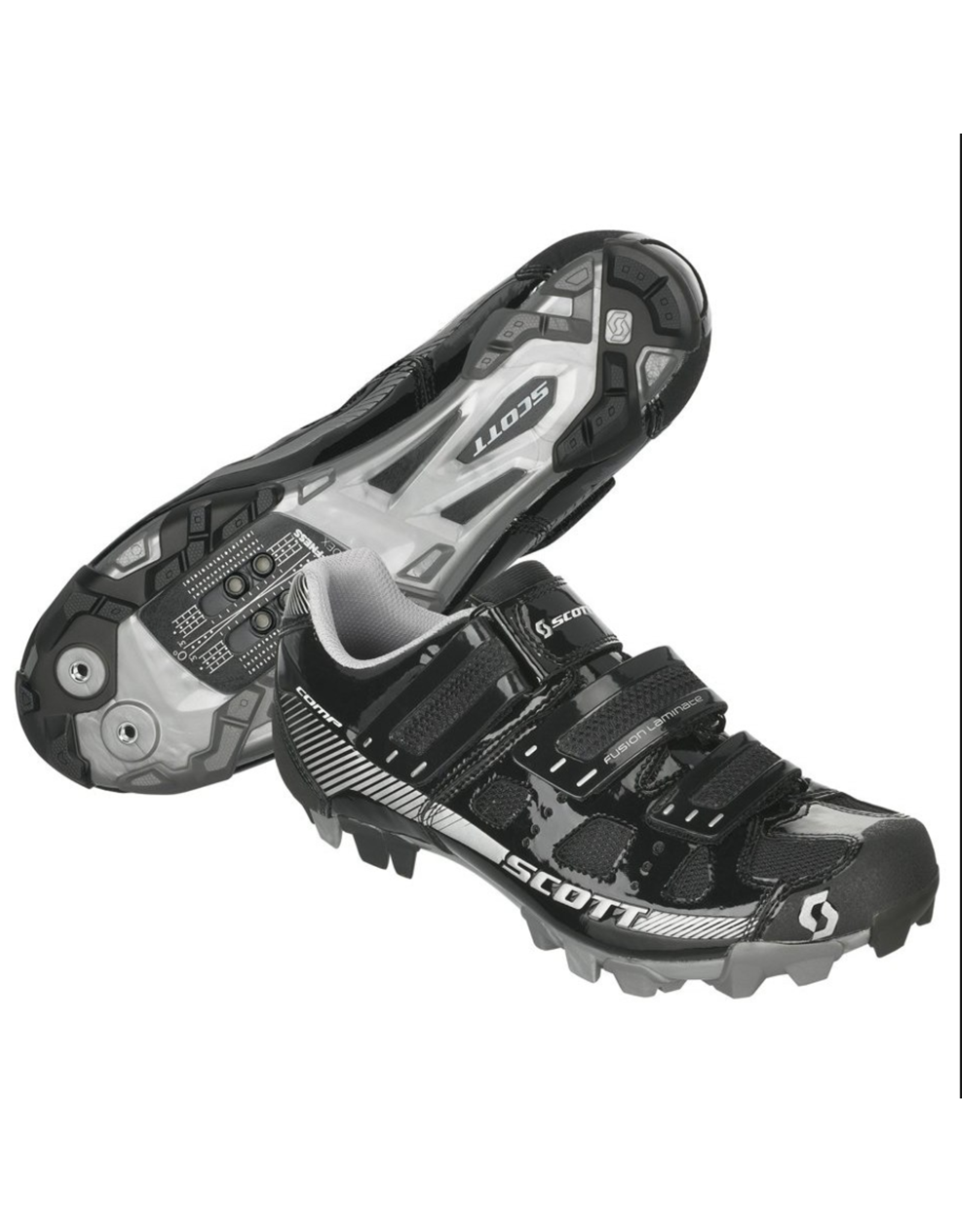 SCOTT Scott Comp Womans MTB Shoe Black 36