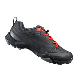 Shimano MT300 Mens MTB Shoe Black/Orange