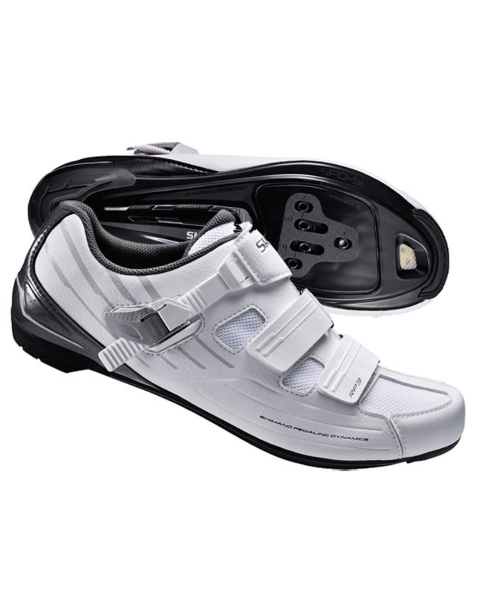 Shimano RP300 Womans Road Shoe White