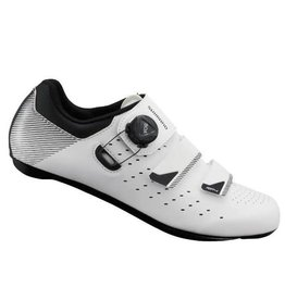Shimano RP400 Mens Road Shoe White 44