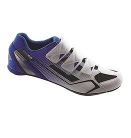 GIANT Giant Bolt Mens Road Shoe White/Blue 43