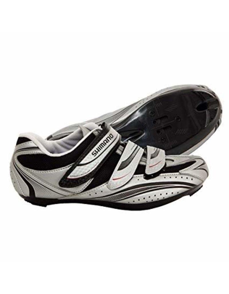 Shimano RO77 Road Shoe Silver