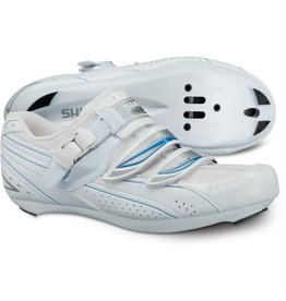 Shimano WR41 Womans Road Shoe White 36