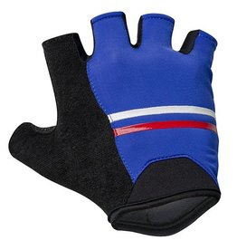 SOLO Solo Duo Mitts Short Finger Glove Blue L