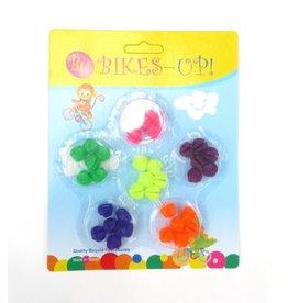 Bikes Up Spokie Dokies Spoke Decorations